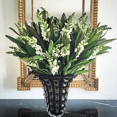 Designfloral // Murano vase