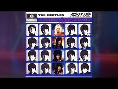 """A Hard Girls Night"" is a new brilliant musical mashup by Wax Audio that combines ""A Hard Days Night"" by The Beatles with ""Girls, Girls, Girls"" by Mötley Beatles Mono, The Beatles, Sound Of Music, Good Music, Amazing Music, S Girls, Girls Night, A Hard Days Night, Stuck In My Head"