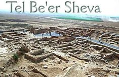 """be'er sheva israel - Jacqueline Schaajje - Be'er Sheva was the southernmost border of the Israelite kingdom, as becomes clear from the Biblical saying """"From Dan to Be'er Sheva."""" More to the south, the desert began, inhabited first by Canaanite peoples, then Philistines, later by the Nabateans and Arabs. The fortifications that are found in the ancient site at Tel Be'er Sheva testify to its ancient function to ward off intruders from the south."""