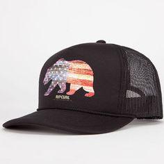 1e2125afc60 RIP CURL New Age Mens Trucker Hat Mens Trucker Hat