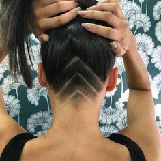 Hidden Hair Tattoos : The Berry