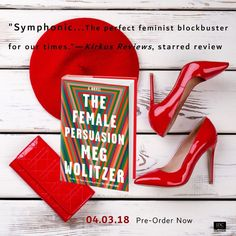 judithdcollinsHow many people are excited about #thefemalepersuasion ???? Dying to read. . . Named a Most Anticipated Book of 2018 by The Washington Post, Entertainment Weekly, Time Magazine, Harper's Bazaar, Esquire, Nylon Magazine, The Guardian, Huffington Post, Slate, The Seattle Times, Minneapolis Star Tribune, Lenny Letter, and more