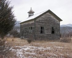 old abandoned Church in WV.