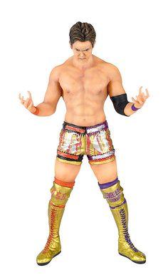 Purokaku Heroes Figure: New Japan Pro-Wrestling Kazuchika Okada