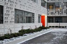 Länsisatamankatu 23, Arkkitehtitoimisto Huttunen-Lipasti-Pakkanen Oy
