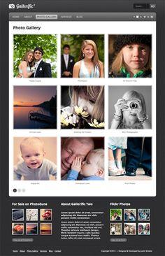 30 Premium Photography Themes from WordPress