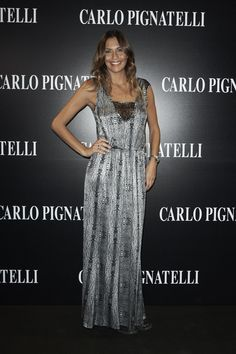 Carlo Pignatelli Luxury Wedding Show - Celebrities! #deborasalvalaggio