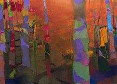 Review of Brian Rutenberg Exhibit at Forum Gallery, NYC | David Kessler - Blog