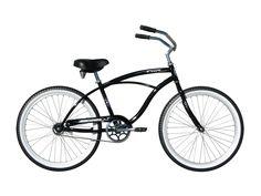 Micargi Pantera Men's Cruiser 26 inch Cantilever Steel Frame Cruiser w/ Coaster Brake, Black Beach Cruiser Bikes, Cruiser Bicycle, Women's Cycling Jersey, Cycling Art, Cycling Quotes, Cycling Jerseys, Gas Powered Bicycle, Online Bike, Cycle Chic