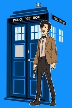 Doctor by AlanSchell on DeviantArt Character Drawing, Comic Character, Dr Who Companions, Doctor Who Fan Art, 11th Doctor, Matt Smith, Time Lords, Cartoon Art, Comic Art