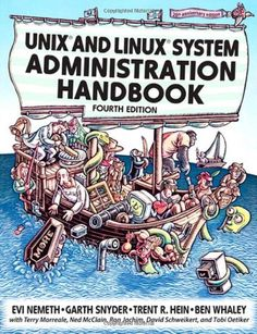 Bestseller books online UNIX and Linux System Administration Handbook (4th Edition) Evi Nemeth, Garth Snyder, Trent R. Hein, Ben Whaley  http://www.ebooknetworking.net/books_detail-0131480057.html