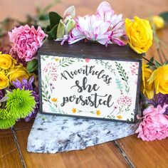 384b7b605c7 Nevertheless She Persisted Table Top Box