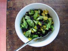 sweet & sour broccoli slaw - everybody likes sandwiches