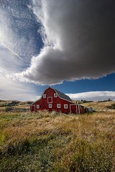 Barn - Alberta - Canada