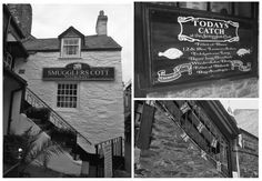 Smugglers Cott, Looe, Cornwall