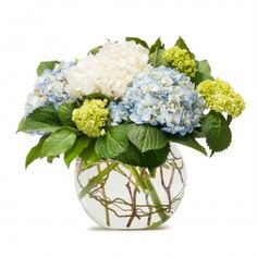 Mighty Hydrangea in  , Rose's Rose Creative Floral & Gifting