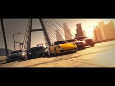 Need for Speed Most Wanted Announce Trailer -- Official E3 2012