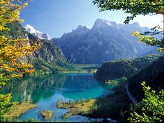 Der Bus, Seen, Landscape Photography, River, Mountains, Nature, Outdoor, Austria, Passau