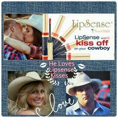 LIpSense - it makes sense!! Tiffany Hulsey Independent Distributor #188878