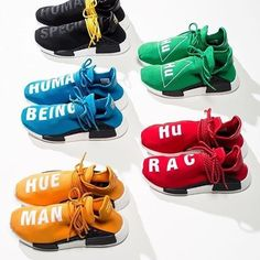 best service 48253 5ab64 Human Race Shoes, Adidas Human Race, Human Race Nmd, Custom Shoes, Shoes