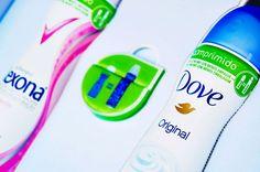 desodorante comprimido rexona e dove resenha