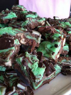 Mint choclate fudge- Naomi's Sweet Revenge