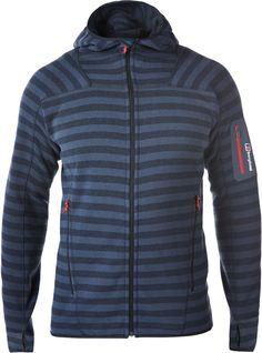 Berghaus Tyndrum Mens Stripe Fleece Insulated Jacket