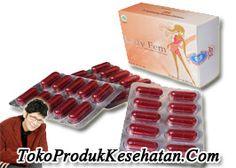 LADYFEM merupakan ramuan herbal asli Indonesia hadir menjawab masalah kewanitaan tersebut. LadyFem adalah mengembalikan sistem kerja organ intim wanita, merapatkan dan membersihkan dinding-dinding rahim dengan cara aman dan membuat aromanya harum dan segar!  Website: http://tokoprodukkesehatan.com/ladyfem-kapsul/