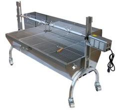 Pig Roaster: Roasting A Pig With Quality Charcoal BBQ Rotisseries & Spit Grills. Pig Roast, Spit Roaster, Hog Roaster, Whole Pig Rotisserie, Whole Hog Rotisserie. Lamb, Goat, Turkey, Chicken & Pig Roasters. Rotisserie Spit Grill & Rotisserie Motor.