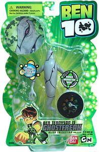 "ben10 toys | Toy Store Inc.:: Ben 10 (Ten) 4"" Ghostfreak Action Figure"