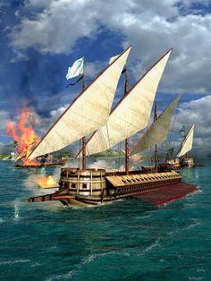 Venetian Galeass by YouTrazzy.deviantart.com