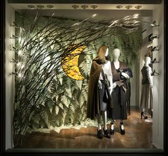 Artemis Windows - Hermès - Madison Ave | Bramble Workshop