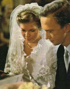 Archduke Carl Christian and Archduchess Marie Astrid of Austria