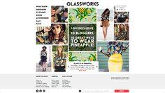 Glassworks Fashion Websites, Photo Wall, Blog, Design, Style, Swag, Photograph, Blogging
