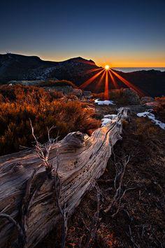 Sunset / Sunrise, La estrella de la mañana, Sierra de Guadarrama, Madrid