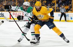 Nashville Predators: Power Rankings show fight for playoff position