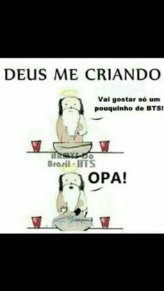 59 ideas memes em portugues supernatural for 2019 Bts Memes, Funny Memes, Hilarious, Memes Humor, Ecards Humor, Humor Videos, Humor Quotes, Humor Mexicano, Foto Bts