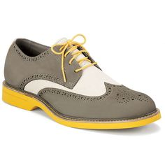 Sperry Top-Sider Gold Cup ASV Wingtip Oxford ($160) ❤ liked on Polyvore