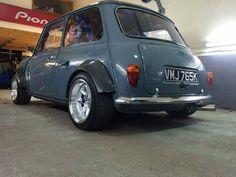 Mini Cooper Classic, Mini Cooper S, Classic Mini, Classic Cars, John Cooper, Mini Morris, Vw Pickup, Morris Minor, Cars