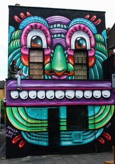 Amazing global Street Art : Photo