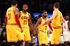 Con 24 puntos de LeBron James, Cavaliers vencen a Raptors #NBA