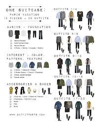 multiple outfits from a few pieces for winter travelling - Google Search