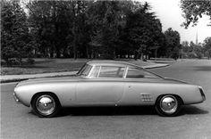 1951 lancia b 50 pininfarina