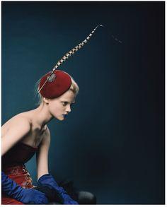 "wmagazine: "" Photo by David Slijper """