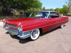 1964 Cadillac Coupe Deville 429 V8 with Turbo Hydromatic
