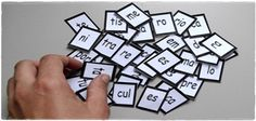 Instrucciones básicas para trabajar la conciencia fonológica