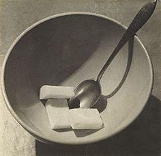 Bowl with Sugar Cubes, André Kertész, 1928. © Estate of André Kertész