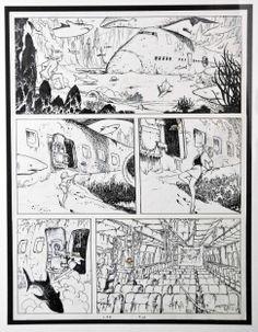 Manara - Fellini, Voyage à Tulum