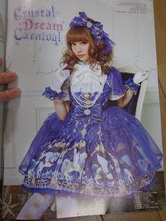 Crystal Dream Carnival - Angelic Pretty
