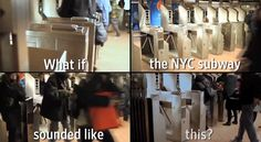 LCD Soundsystem's Frontman Wants To Bring Pleasant Sounds To The NYC Subway (Video) | Elite Daily